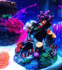 New Artificial Aquarium Decoration Coral Reef Cave Fish Tank