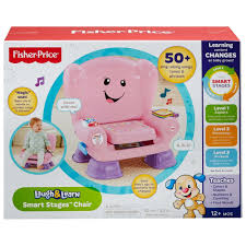 Fisher Price Activity Chair Fisher Price Laugh U0026 Learn Smart Stages Chair Pink Walmart Com