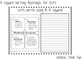 4 square writing 5 paragraph essay