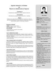 curriculum vitae exles journaliste francaise kidnapee cv en espagnol exemple de cv espagnol