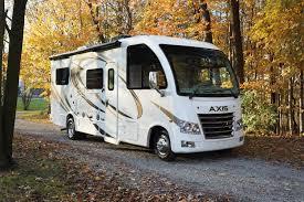 mini motorhome axis ruv class a motorhomes thor motor coach