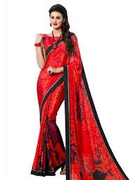 15 red color beautiful sarees for wedding u0026 parties g3fashion com