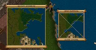 treasure maps u2013 ultima online