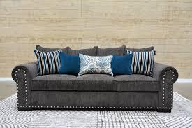 Living Room Furniture Collection Razor Charcoal Living Room Furniture Collection For 649 94