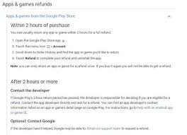 examples of no return no refund policies termsfeed
