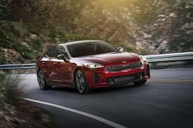 2018 kia stinger first look automobile magazine
