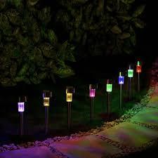 led lawn lights crafts home
