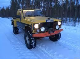 nissan patrol stw turbodsl pickup 1982 used vehicle nettiauto