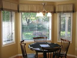 kitchen bay window decorating ideas bay window valance ideas bay window window treatments small