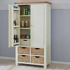 wilby cream larder unit larder unit cupboard and drawers