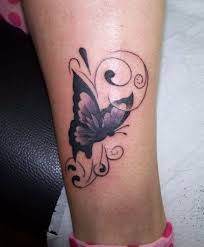 wrist butterfly tattoos6 ideas