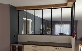separation en verre cuisine salon separation en verre cuisine salon 11 en savoir s233paration de