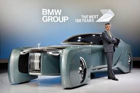 roll royce future car bmw group the next 100 years iconic impulses london