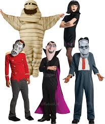 hotel transylvania 2 fancy dress halloween vampire monsters