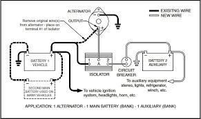 rv dual battery wiring diagram wiring diagram simonand