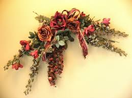 22 best floral swags images on floral swags craft