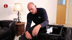 how we repair a broken recliner chair guardsman in home care