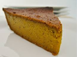 gluten free crustless pumpkin blender pie you can whip up in your