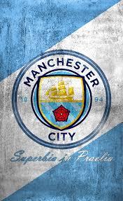 Manchester City Manchester City Logo Mobile Wallpaper V2 By Adik1910 On Deviantart