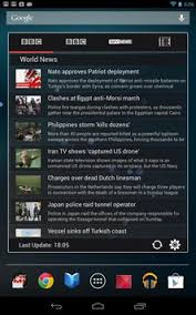 news widgets for android news widget apk free news magazines app for android