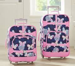 Pottery Barn Mackenzie Backpack Review Kids Luggage 10 Best And Cutest Rolling Luggage For Kids
