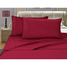 Burgundy Duvet Sets Bedding Bedding U0026 Bath The Home Depot