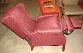 La Z Boy Recliner 2 by La Z Boy Reclining Wingback Chair