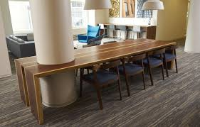 Wood Conference Table Custom Urban Wood Conference Table Wudeward