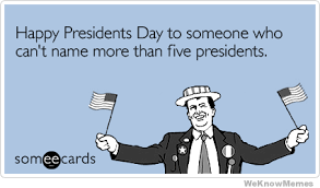 Presidents Day Meme - presidents day meme database what lol
