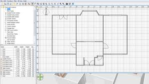 How To Read Floor Plans Symbols Free Floor Plan Software Sweethome3d Review