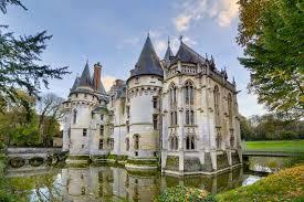 chateau home plans the chateau de vigny