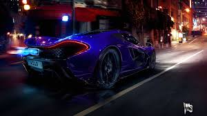 mclaren p1 purple mclaren p1 in blue 4156035 1920x1080 all for desktop