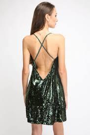 lucy paris sequins mini dress south moon under