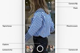target is adding pinterest u0027s visual search tool to its app and
