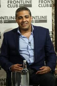 mohamed fahmy released from egyptian prison last month now back