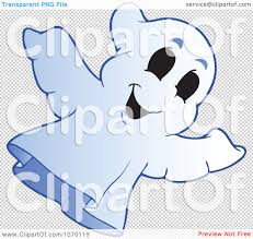 spooky clipart clipart spooky halloween ghost 1 royalty free vector