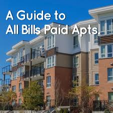 why all bills paid apartments aren u0027t always cheaper