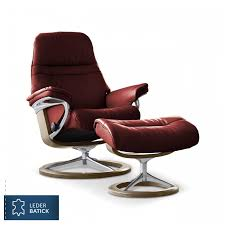 sessel mit hocker design stressless sunrise hier online bestellen house of comfort