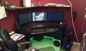 Gaming Station Desk Marvellous Ideas Gaming Station Computer Desk Creative 18 Really