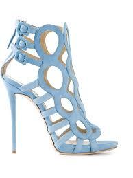Cobalt Blue High Heels Best 25 Blue Strappy Heels Ideas Only On Pinterest Blue High