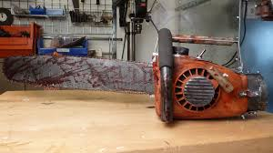 spirit halloween chainsaw makers tested