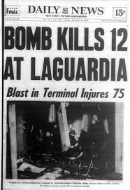 New York Lga Airport Map by Laguardia Airport Bombing Kills More Than 10 In 1975 Ny Daily News
