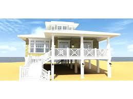 small beach house on stilts beach house plans small house plan small beach house plans on