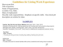 effective resume format resume tips an effective resume checklists infographic bad resume