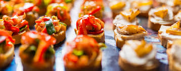 house canape wedding catering conference catering catering court