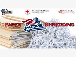 where to shred papers for free somerset patriots to host free paper shredding event to benefit