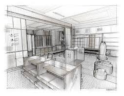 Kitchen Design Sketch 112 Best Marker Rendering Inspiration Images On Pinterest