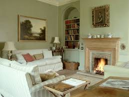 indoor living room with fireplace cozy family room of home