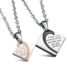 aliexpress love necklace images Beautiful necklaces for her awwake me jpg