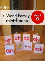 260 best literacy word family images on pinterest word families